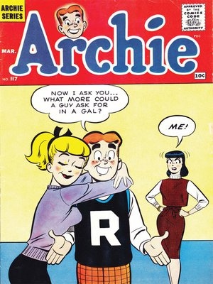 cover image of Archie (1960), Issue 117