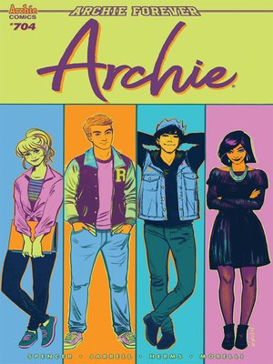 cover image of Archie (2015), Issue 704