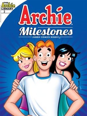 cover image of Archie Milestone Digest (2019), Issue 2