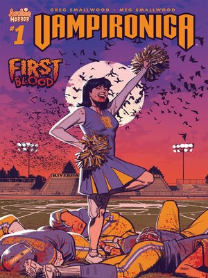 cover image of Vampironica (2018), Issue 1