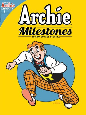 cover image of Archie Milestone Digest (2019), Issue 3