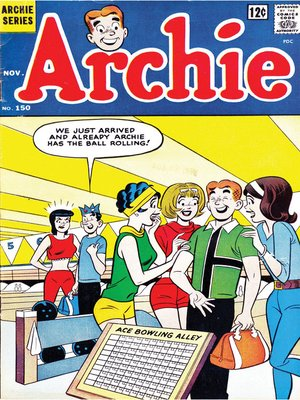 cover image of Archie (1960), Issue 150