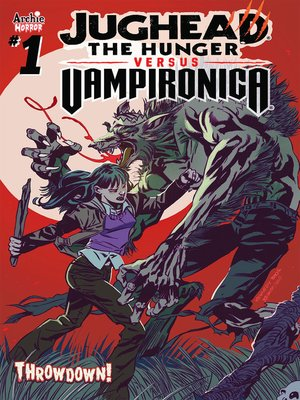 cover image of Jughead the Hunger vs Vampironica (2019), Issue 1
