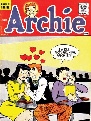 cover image of Archie (1960), Issue 119