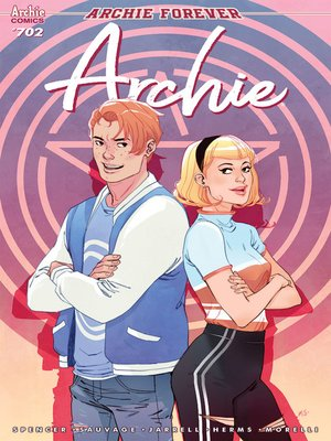 cover image of Archie (2015), Issue 702
