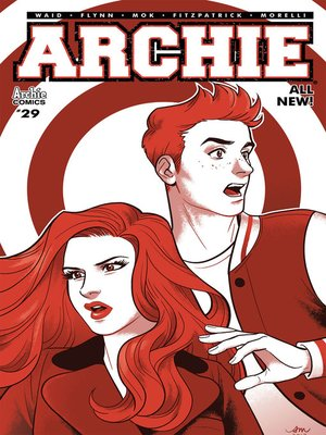 cover image of Archie (2015), Issue 29