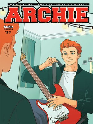 cover image of Archie (2015), Issue 31