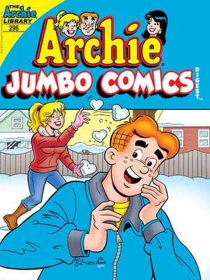 cover image of Archie Comics Double Digest (1984), Issue 296
