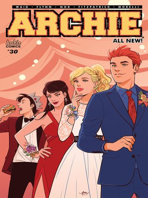 cover image of Archie (2015), Issue 30