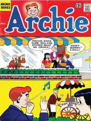 cover image of Archie (1960), Issue 151