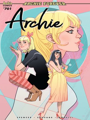 cover image of Archie (2015), Issue 701