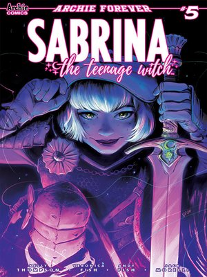 cover image of Sabrina the Teenage Witch (2019), Issue 5