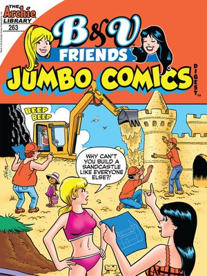 cover image of Betty & Veronica Friends Comics Digest (2010), Issue 263