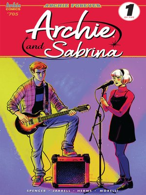 cover image of Archie (2015), Issue 705