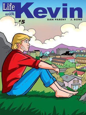 cover image of Life with Kevin, Issue 5