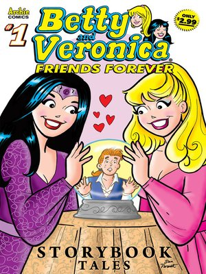 cover image of Betty and Veronica: Friends Forever: Storybook (2018), Issue 1