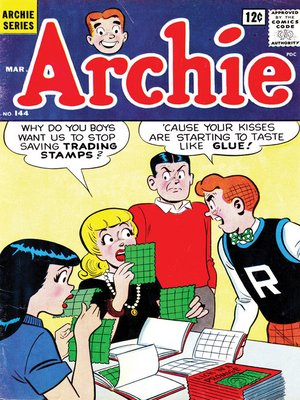 cover image of Archie (1960), Issue 144
