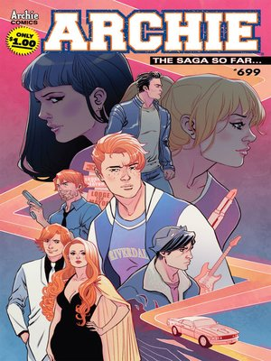 cover image of Archie (2015), Issue 699