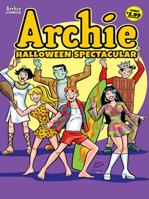 cover image of Archie's Halloween Spectacular (2018), Issue 1