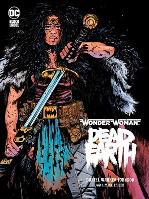 cover image of Wonder Woman: Dead Earth