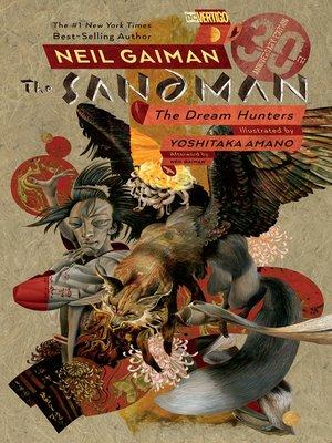cover image of Sandman: The Dream Hunters