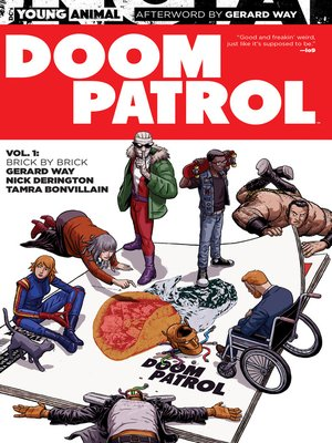 cover image of Doom Patrol (2016), Volume 1