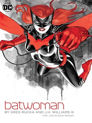 cover image of Batwoman by Greg Rucka and J.H. Williams