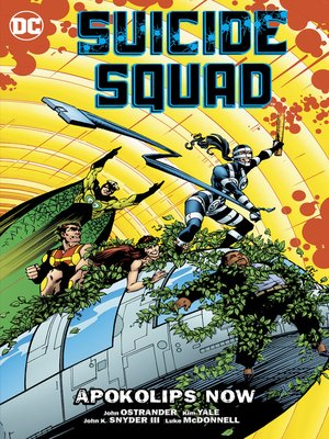 cover image of Suicide Squad (1987), Volume 5