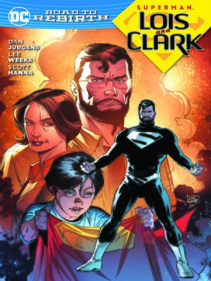 cover image of Superman: Lois and Clark