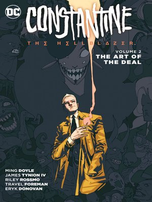 cover image of Constantine: The Hellblazer (2015), Volume 2