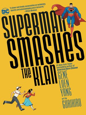 cover image of Superman Smashes the Klan
