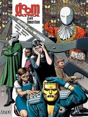 cover image of Doom Patrol (1987), Volume 1