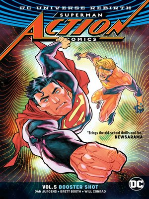 cover image of Action Comics (2016), Volume 5
