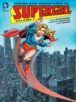 cover image of The Daring New Adventures of Supergirl (1982), Volume 1