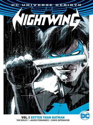 cover image of Nightwing (2016), Volume 1