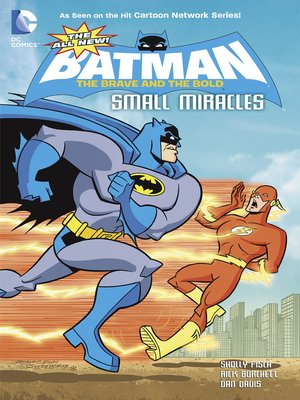 cover image of The All New Batman: The Brave and the Bold (2011), Volume 3