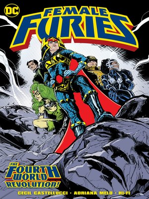 cover image of Female Furies
