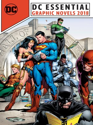cover image of DC Essentials Catalog 2018
