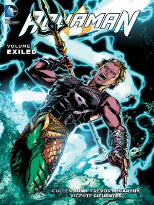 cover image of Aquaman (2011), Volume 7
