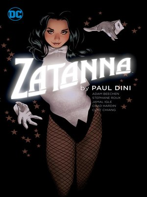 cover image of Zatanna by Paul Dini