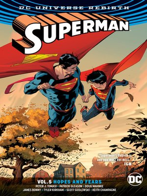 cover image of Superman (2016), Volume 5