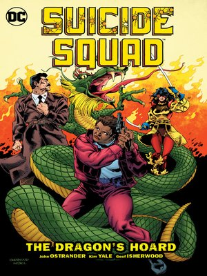 cover image of Suicide Squad (1987), Volume 7