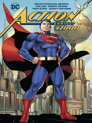 cover image of Action Comics (2016), Issue 1000