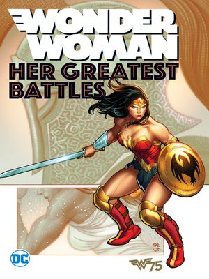cover image of Wonder Woman: Her Greatest Battles