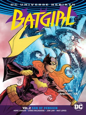 cover image of Batgirl (2016), Volume 2