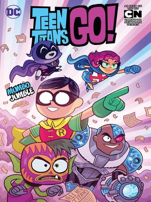 cover image of Teen Titans Go! (2013), Volume 3