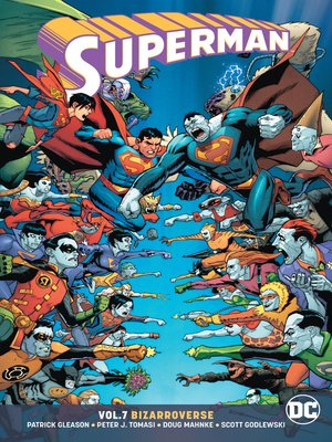 cover image of Superman (2016), Volume 7