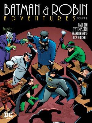 cover image of Batman & Robin Adventures (1995), Volume 2