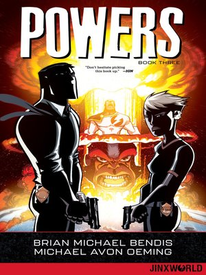 cover image of Powers (2000), Book Three
