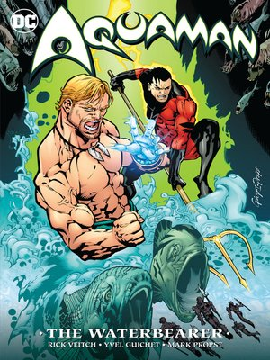 cover image of Aquaman (2003), Volume 1